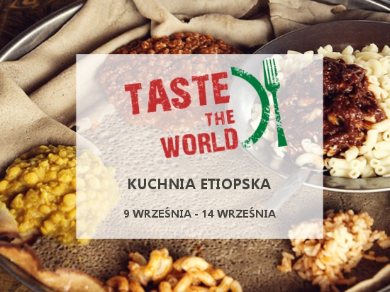 Taste The World Kuchnia Etiopska Inne W Warszawie 0909