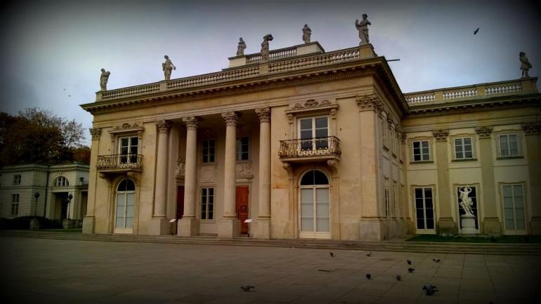 Wydarzenie Biletowane łazienki Królewskie Pałac Na Wyspie