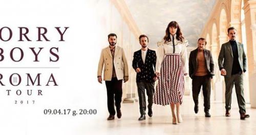 Program koncertowy Lizard King Toruń