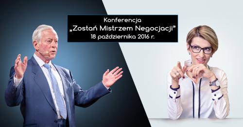 Negocjacje biznesowe z Brianem Tracy. Pierwszy raz w Polsce.