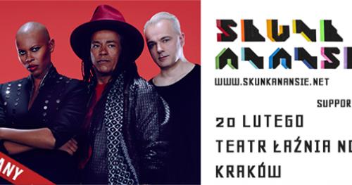 Skunk Anansie (Kraków) - Wyprzedany