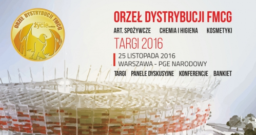 TARGI Orzeł Dystrybucji FMCG 2016