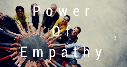 The Power Of Empathy - rozbudź swoją empatię