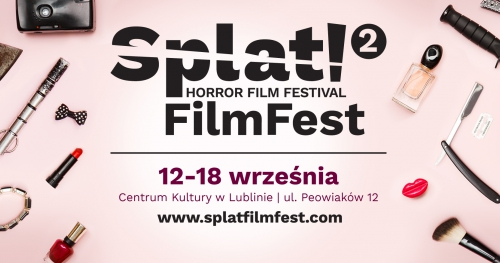 "Splat!FilmFest, film ""Clarisse or something about us"""
