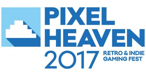 PIXEL HEAVEN 2017. RETRO & INDIE GAMING FEST VOL. 5