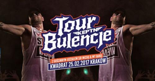 TEDE KEPTN & SIR MICH MY BAND Tour Bulencje w Krakowie !