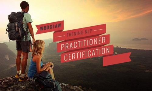 Certyfikowany Master NLP Wrocław, I Edycja