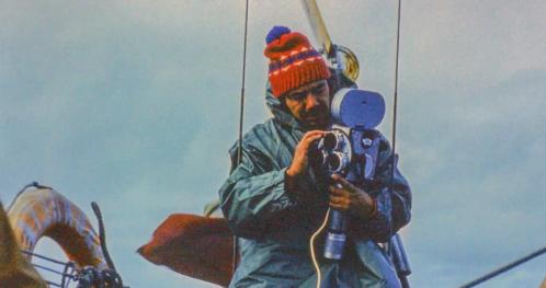 Z kamerą na pokładzie - czyli jak zrobić dobry film z rejsu i nie wypaść za burtę.