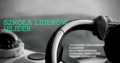 SZKOŁA LIDERÓW - U!LIDER - 25 marca