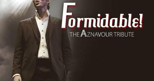 Formidable! The Aznavour Tribute // Gdańsk
