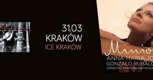 Anna Maria Jopek / Kraków / ICE Kraków / 31.03.2017