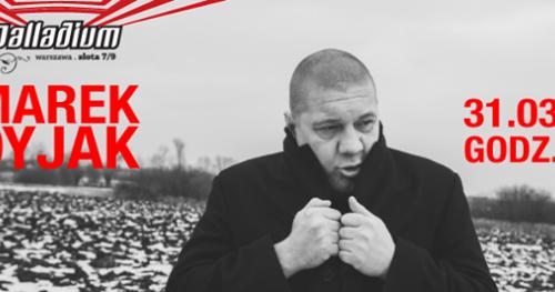 Marek Dyjak - Palladium - Trasa Pierwszy Śnieg