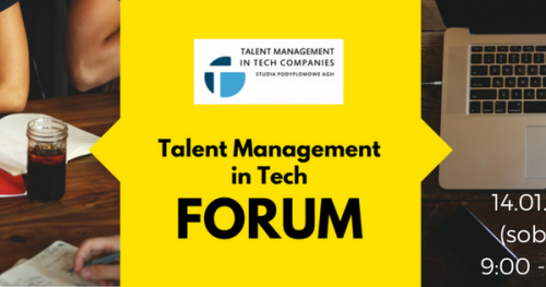 Talent Management in Tech Forum #1