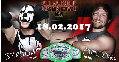 """WRESTLING """"MZW BEATDOWN 2"""" Wrocław 18.02.2017"""