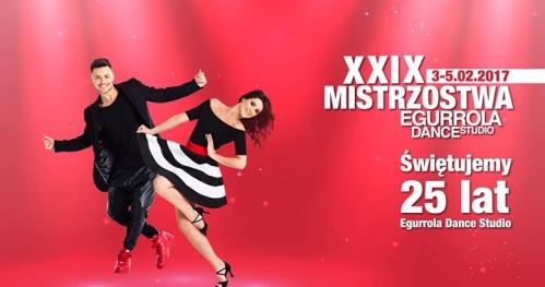 XXIX Mistrzostwa Egurrola Dance Studio - świętuj z nami 25 lat!