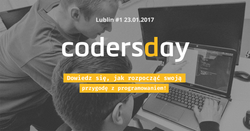 Coders Day Lublin #1