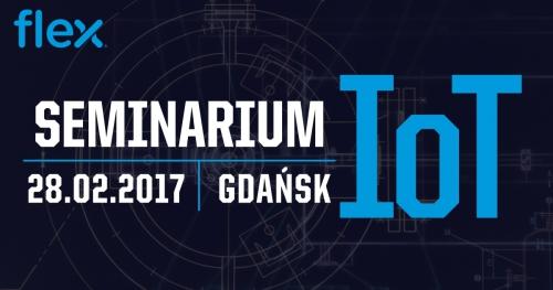 "Seminarium ""Intelligence of Things"", czyli o IoT w biznesie"