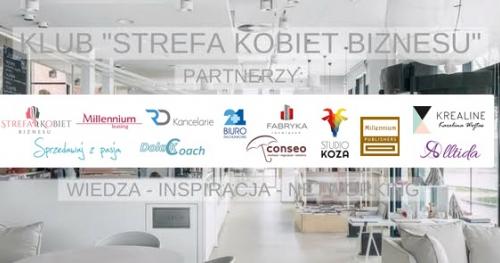 """Spotkanie Klubu """"Strefa Kobiet Biznesu"""" 9 lutego - Gdańsk"""
