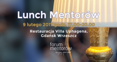 Lunch Mentorów