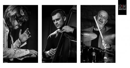 Arek Skolik Trio || Piątek 24.02.2017