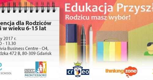 Konferencja o edukacji alternatywnej w Gdańsku