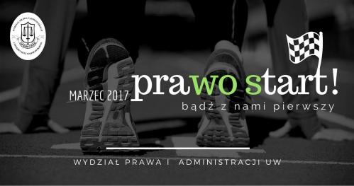 praWOStart - cykl wykładów przygotowujących licealistów do matury z Wiedzy o społeczeństwie