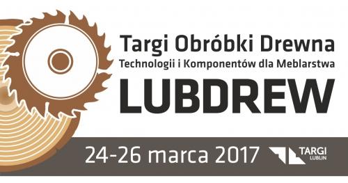 Targi Obróbki Drewna, Technologii i Komponentów dla Meblarstwa LUBDREW