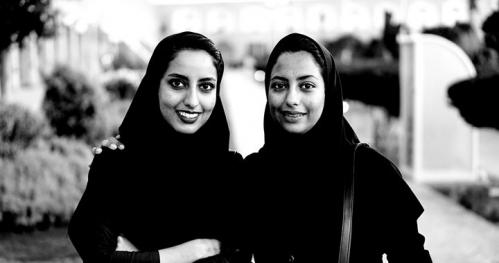 Twarze Iranu kobiecym okiem