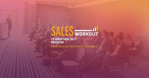 SalesWorkout - udział w wykładach i dwóch wybranych warsztatach