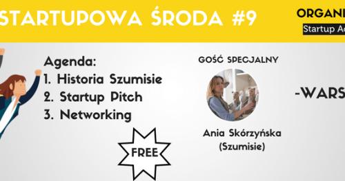 Startupowa Środa -  Startup Academy