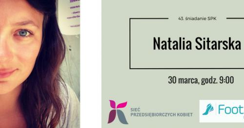 43. Śniadanie Sieci Przedsiębiorczych Kobiet w Warszawie