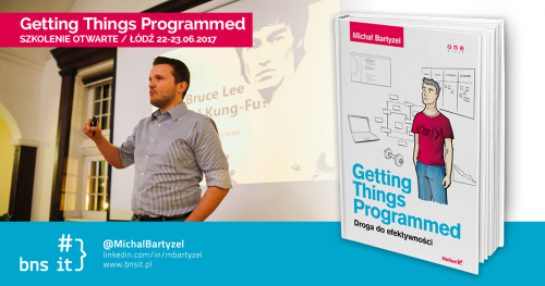 Getting Things Programmed