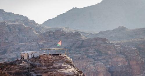 Jordania - u beduina na herbatce