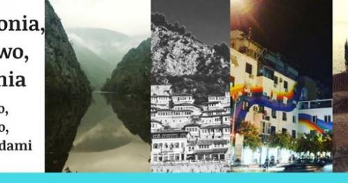 Macedonia, Kosowo, Albania - przygody z plecakiem