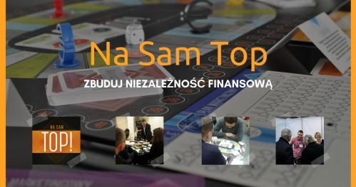 Na Sam Top- Buduj swoją niezależność finansową- Warszawa