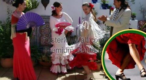 NOWE KURSY Flamenco.