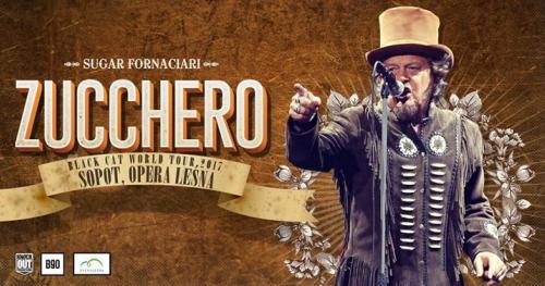 """Zucchero / 24 VI / """"Opera Leśna"""" Sopot"""