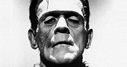 """Filmowe środy w Schizo: """" Frankenstein """" reż.James Whale"""