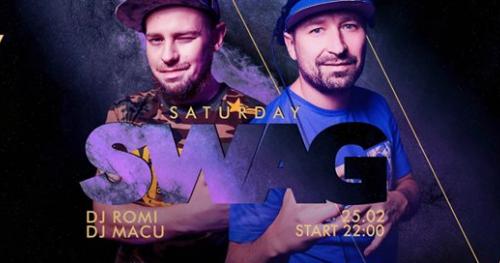 25.02 / Saturday Swag / Romi & Macu