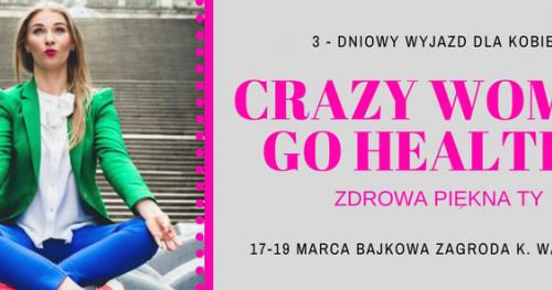 Crazy Women Go Healthy vol.2