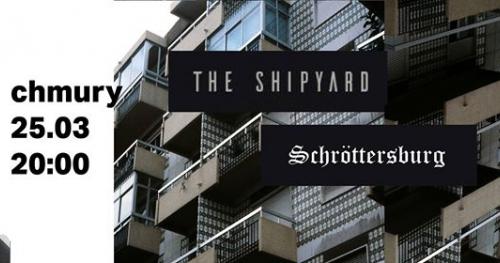 The Shipyard & Schrottersburg I the Killing MOON I Chmury