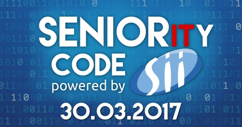 SeniorITy Code powered by Sii - Embedded Technologies
