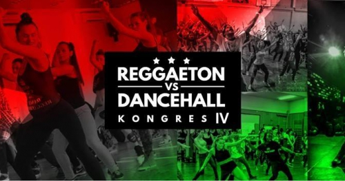 ★★★ REGGAETON VS DANCEHALL KONGRES IV - CONTEST★★★