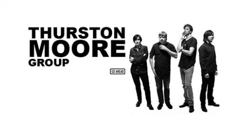 Thurston Moore Group: 5.07.2017 Warszawa, Proxima