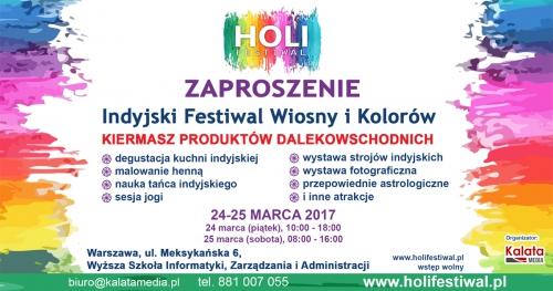 HOLI FESTIWAL
