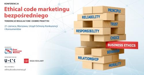 Ethical code marketingu bezpośredniego - tendencje regulacyjne i dobre praktyki.