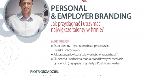 STARTUP TRAINING: Personal & Employer Branding
