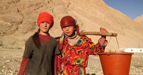 Przez Pamir i Tien Shan - Kirgistan i Tadżykistan
