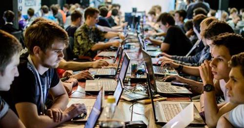 Hackathon Rzeszów - 19 - 20 maja 2017, Podkarpacki Park Naukowo-Technologiczny w Jasionce