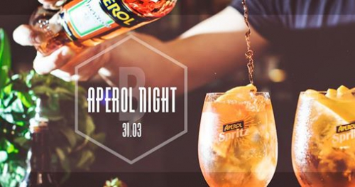 Aperol Night 31.03 x BĄTĄ x Lista FB Free